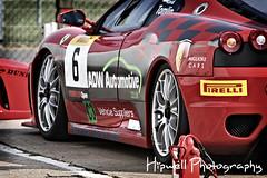 Ferrari F430 Challange camber (Hipwell Photography) Tags: red ferrari racing silverstone f430 stance camber tuck amoc f360 challange 599 458 hipwell 99hjhm