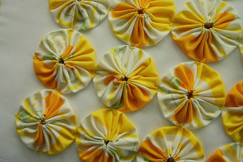 Lemon Drop Pillow - yo-yo's