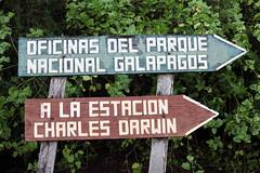 Charles Darwin Research Station, Galapagos National Park