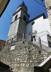 rampa d'ingresso posteriore di Santa Cristina (giòvanna) Tags: molise sepino piccolomondoantico