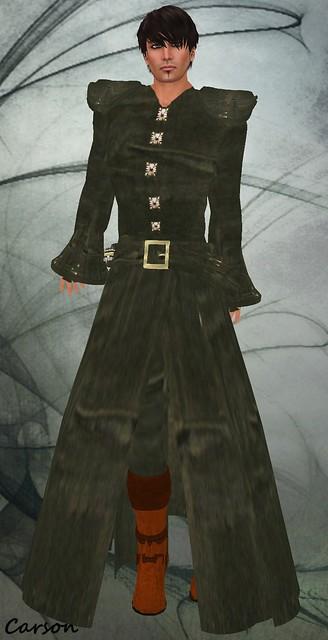 PeKaS - Elven Dream Outfit    GC - Sylvan Boots