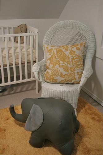 NurseryChair