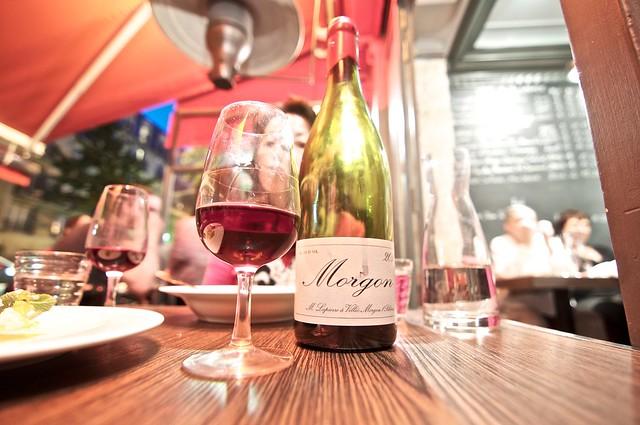 2010 Marcel Lapierre Morgon, Paris