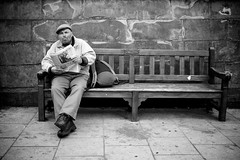 On a bench... (Thomas Leuthard) Tags: street up souls contrast photography schweiz switzerland blackwhite high aperture nikon flickr bestof close thomas candid flash creative streetphotography balls going olympus best workshop creativecommons shutter knowledge 20mm popular scandal f28 share 45mm collective collecting omd mostwanted hardcorestreetphotography bigballs gettingclose streetphotographer highquality inpublic f17 candidportraits unasked streetporn brucegilden 500px eye5 leuthard lefteyed flickriver freeusage lumixgf1 vivanmaier 85mmstreetphotography thomasleuthard havingballs 85mmch 85mmstreetblog wwwthomasleuthardcom