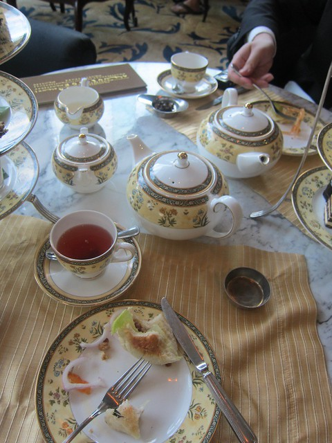 Shangri La Afternoon Tea (20)