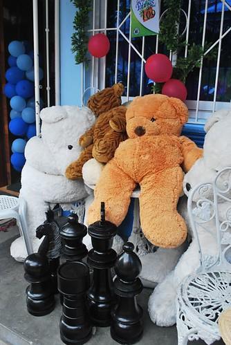 HUGE teddy bears!!