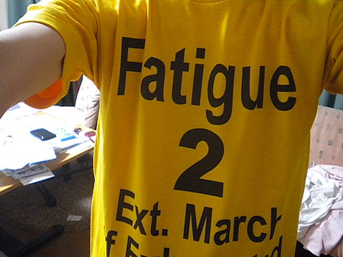 Fatigue 2 T-Shirt