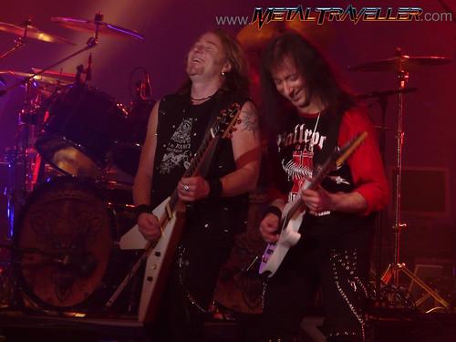 Gamma Ray live in Mons Belgium