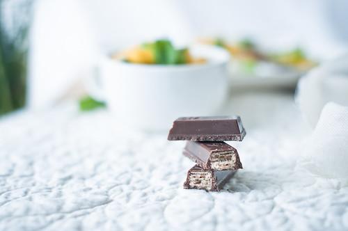 Kit Kat Blancmange
