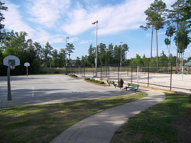 Green Hope Elementary School Park
