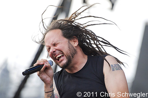 Korn - 05-21-11 - Rock On The Range, Crew Stadium, Columbus, OH