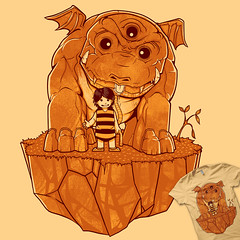 my new pet V2 (sayahelmi) Tags: cute monster illustration design tshirt littlegirl tees lafraise