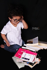 BRB .. after the tests (Bushra AL-Suhaim) Tags: canon books         500