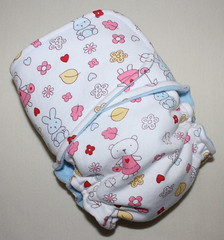 Bears and Bunnies Skinny Britches AI2