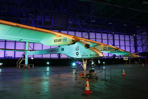 Solar Impulse, the Zero Fuel Airplane