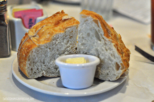 Sourdough Bread at McCormick & Schmicks ~ Minneapolis, MN