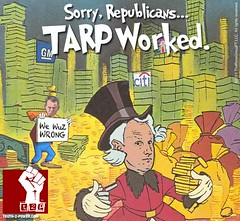 Sorry, Republicans. TARP Worked