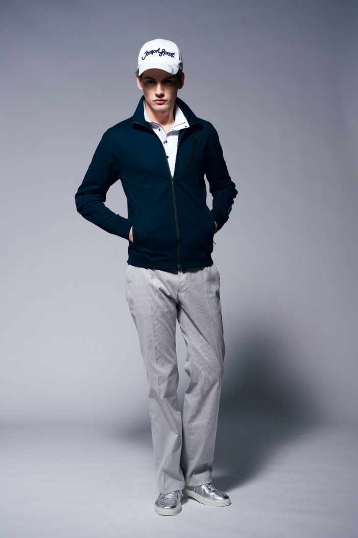 Jakob Hybholt0215_JOSEPH SPORT 2011 Spring-Summer Collection(Official)