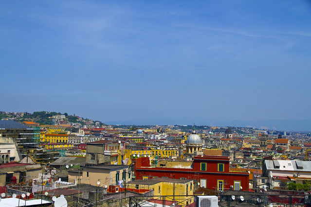 Colors of Napoli
