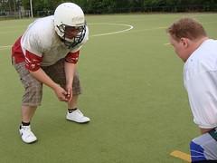 American Football (Probetraining)