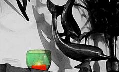 All in How You Draw It (BKHagar *Kim*) Tags: shadow candle shadows jamie dolphin renee dolphins brent fx brinkman bkhagar jamieleighmeyer
