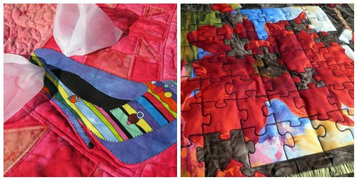 Project QUILTING Off Season Challenge 2 ENTRIES
