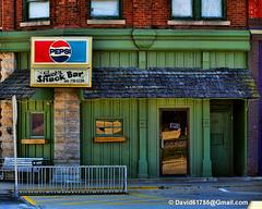 Beck's Snack Bar (David Davila Photography) Tags: illinois il geotag colchester 2014 nikond800 holuxm241