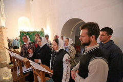 11. All-Night Vigil in Svyatogorsk / Вечернее богослужение 29.09.2016