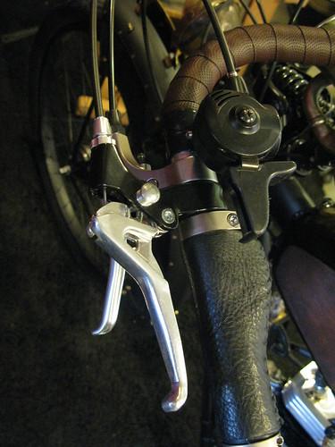 Brake, Clutch, Shifter