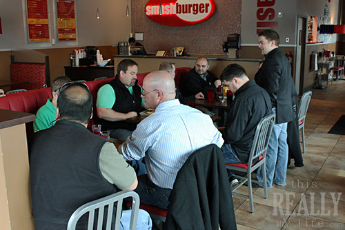 Smashburger #TASmash event