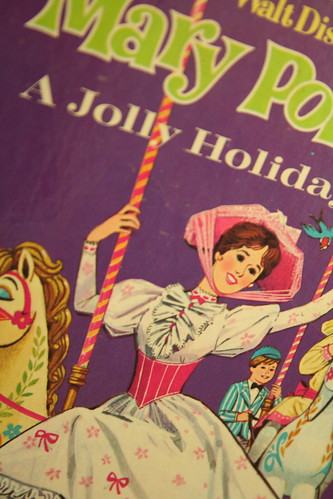 Mary Poppins Little Golden Book