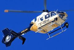 C-GKHZ (Steelhead 2010) Tags: police eurocopter ec135 yhm creg