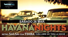 Havana Nights - Herrabar Lounge