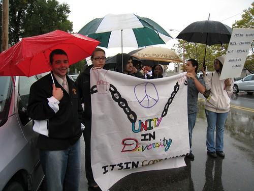 Louhelen Youth International Peace Day
