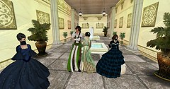 Zander and Kait FC Gardens of Ar2_030 (Lady Kait) Tags: gor gorean freecompanion imperialar