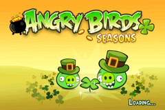 Angry Birds Seasons - St. Patrick's Day