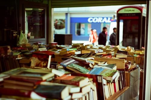 Books books books. by thebastardchild
