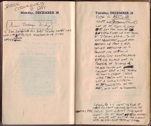 1954: December 20-21