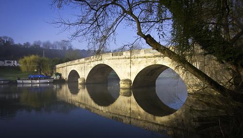 Shillingford Bridge