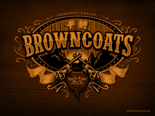 Brown Coats Forever