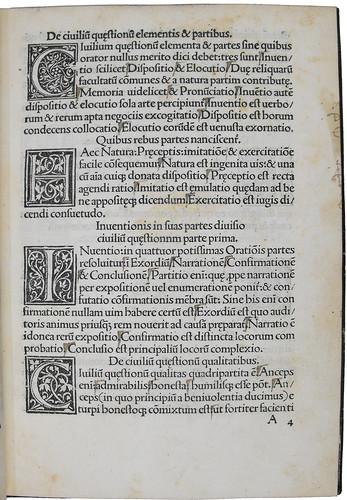 Annotations in Publicius, Jacobus: Artes orandi, epistolandi, memorandi