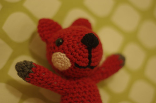 amigurumi #9 zoom-in