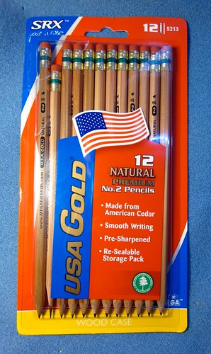 USA Gold Naturals in Package