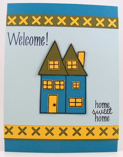 SOL April Home Sweet Home Card