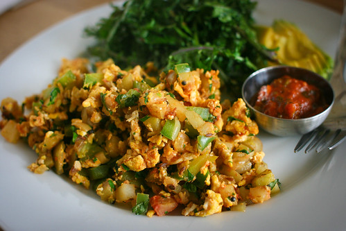 Mexican super scramble