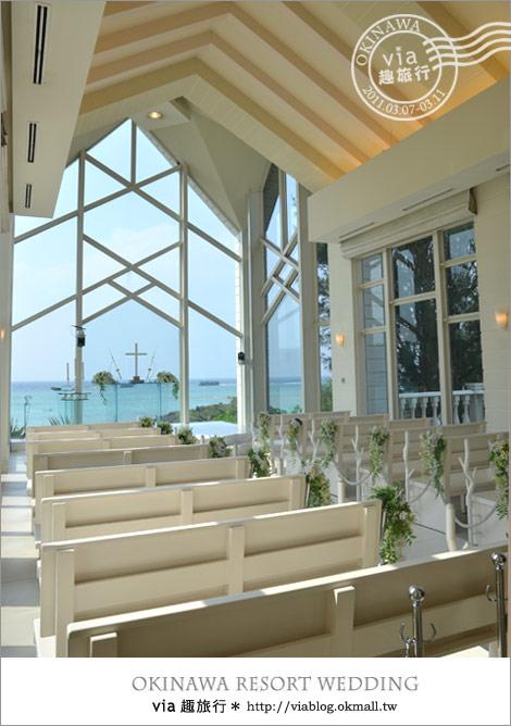 【沖繩教堂】沖繩美麗教堂之旅~Aquagrace、Aqualuce、Coralvita教堂26