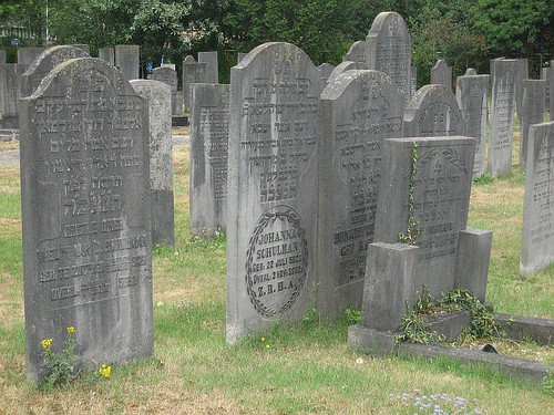 Jewish cemetery, Hilversum
