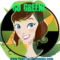 Craft Test Dummies Go Green Linky Party
