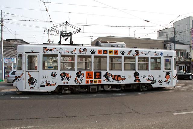 岡山電気軌道 たま電車