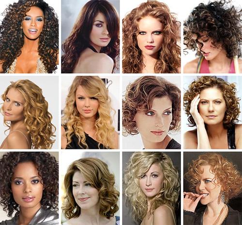 fotos de cabelos cacheados 2011